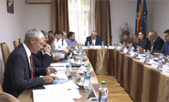 Ședință ordinară cu 14 proiecte pe ordinea de zi la Târgu Frumos