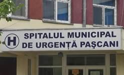 A furat din vestiarul Spitalului